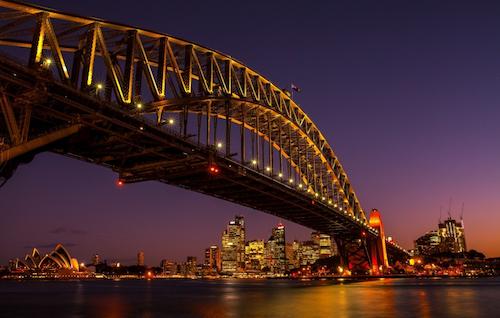 澳洲,最适合留学,城市
