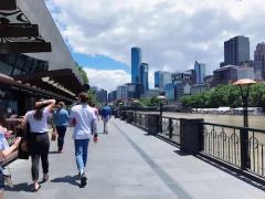 澳洲留学生人数 澳国际留学生人数创纪录