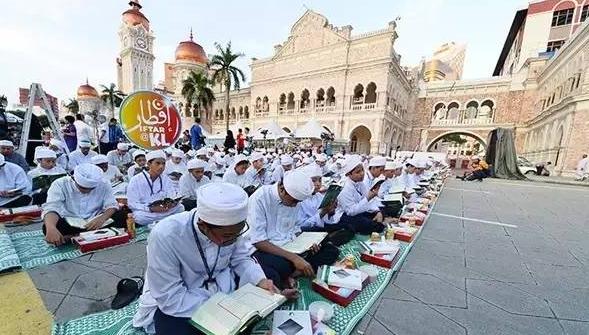 马来西亚节日,开斋节,2018年马来西亚斋月