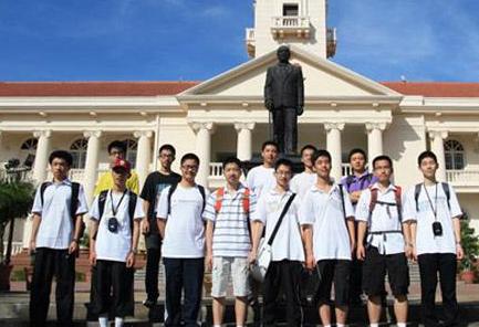 低龄儿童留学,新加坡留学,留学优势