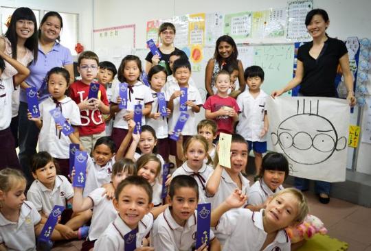 新加坡读小学,新加坡费用,新加坡留学