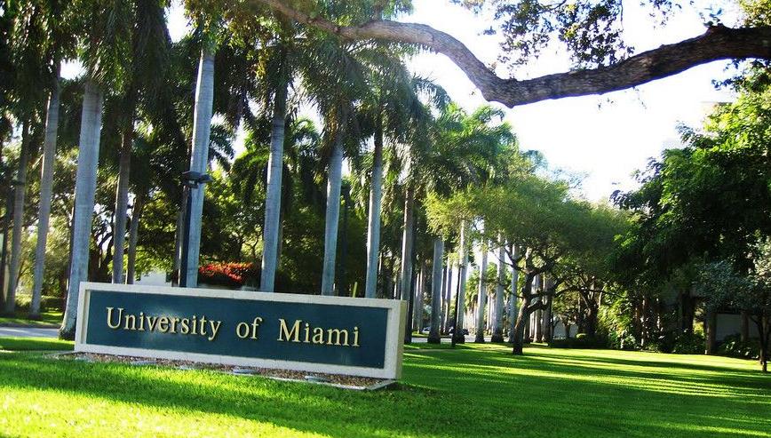 「美国留学」美国迈阿密大学留学优势