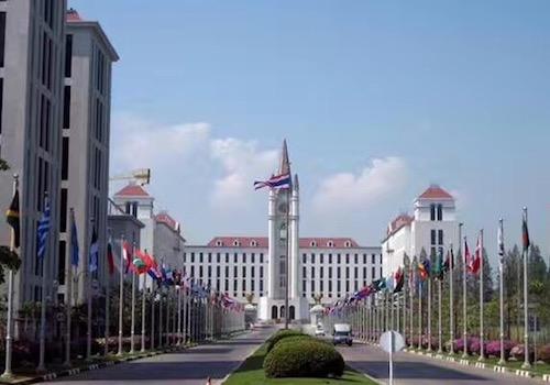 西那瓦国际大学,泰国留学,泰国西那瓦大学排名