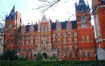2018英国十所最烧钱的大学