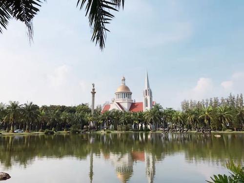 泰国清迈皇家大学怎么样