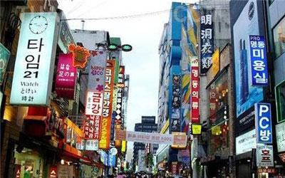 韩国留学六大优势,韩国留学,韩国留学好处