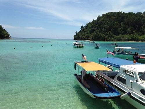 马来西亚留学 沙巴有很多闻名世界的观光区