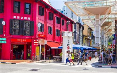 2018去新加坡留学生活费用需要准备多少
