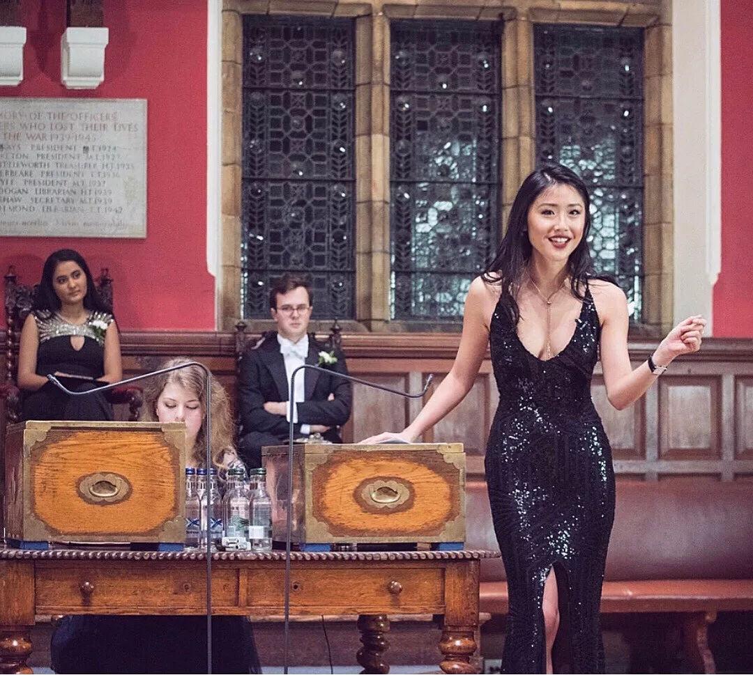 牛津女学霸在英国留学的故事