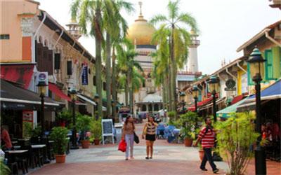 新加坡特色美食介绍,新加坡留学美食,新加坡留学