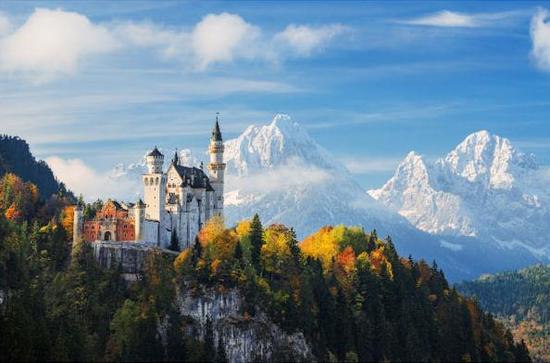 梦幻城堡,海外留学生活