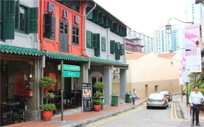 2018高中生留学新加坡的方案