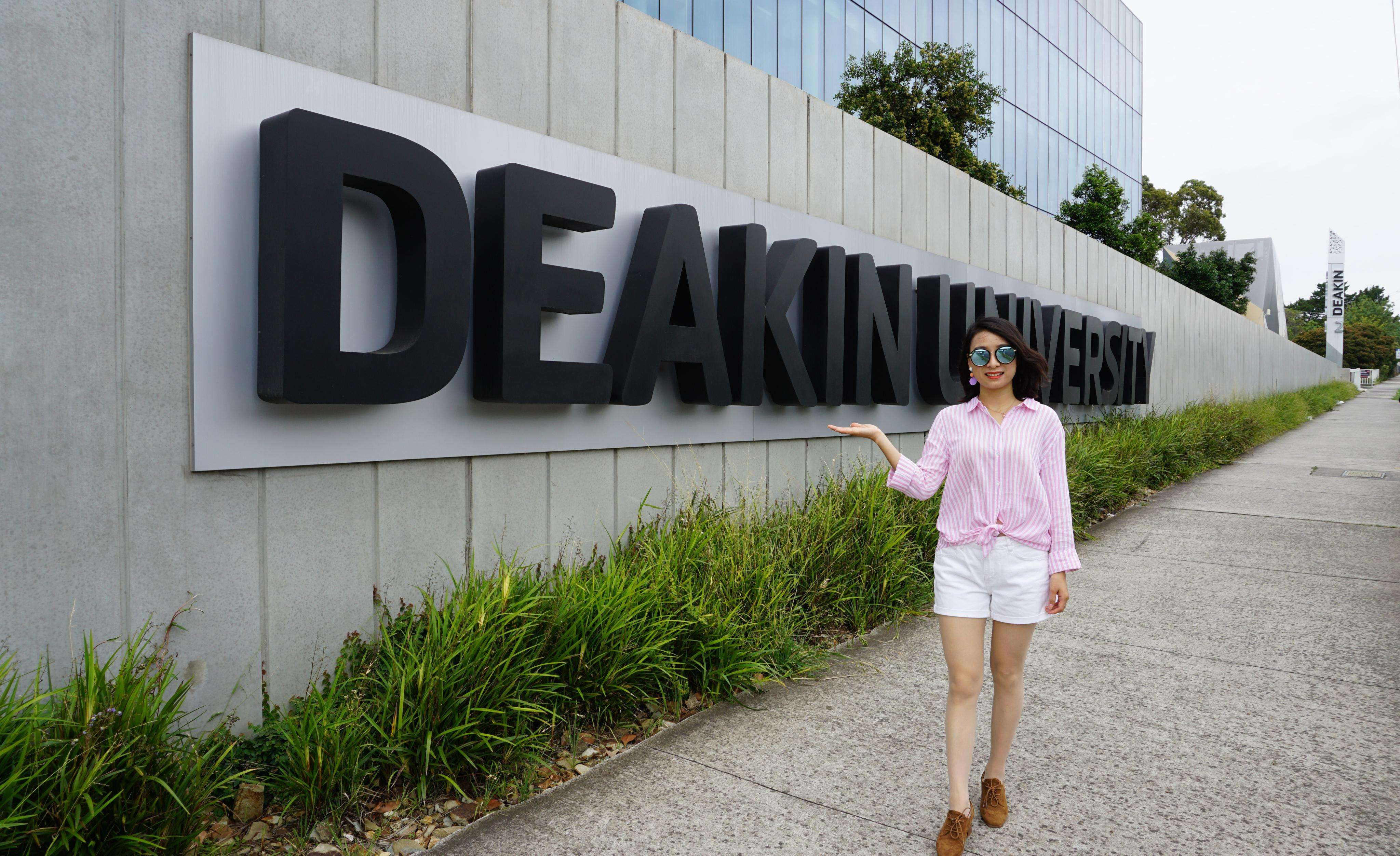 「澳大利亚留学」2021年澳大利亚迪肯大学qs排名