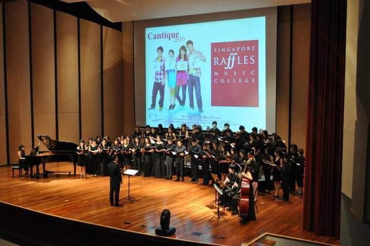 「新加坡留学」申请新加坡莱佛士音乐学院雅思成绩要多少?