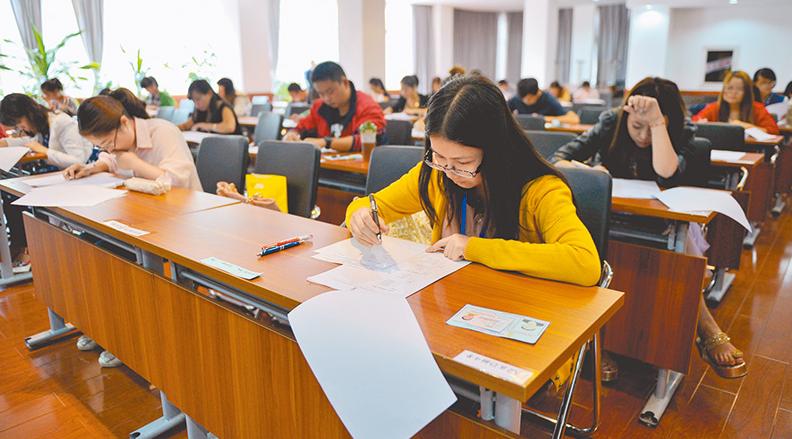 「泰国留学」泰国留学如何报考雅思?