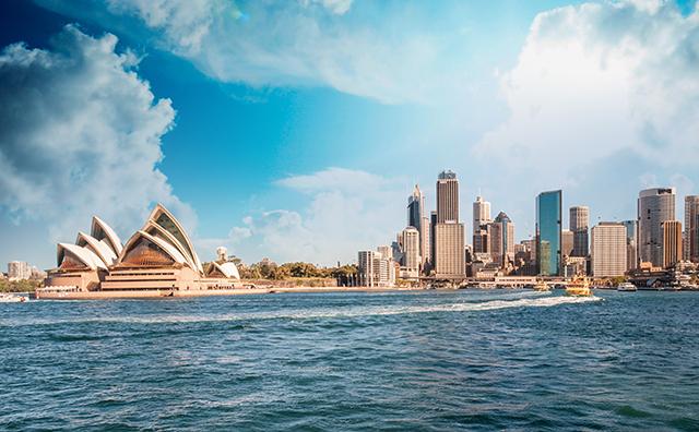 2020年澳大利亚各州大学分布图
