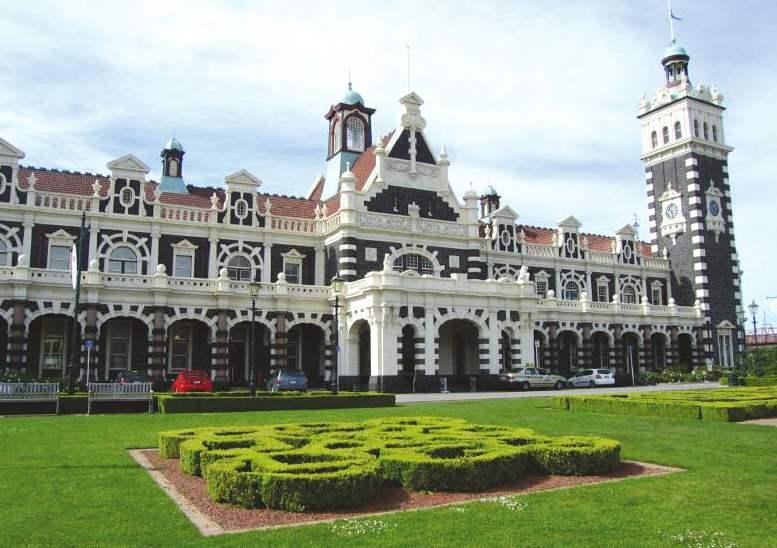 「新西兰留学」大一留学新西兰可以申请哪些大学?