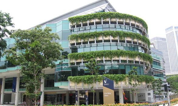 「新加坡留学」新加坡管理大学留学优势